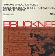 Bruckner - Sinfonie D-Moll Die Nullte,, Concertgebouw-Orch, Amsterdam, B. Haitink