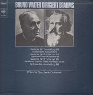 Bruno Walter - Walter dirigiert Brahms