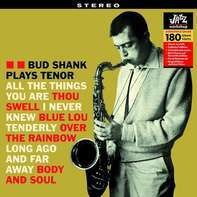 Bud Shank - Plays Tenor