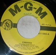 Buddy DeFranco And His Trio - Carioca / Just One Of Those Things
