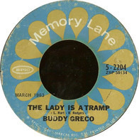 Buddy Greco - Around The World / The Lady Is A Tramp