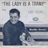 Buddy Greco - The Lady Is A Tramp / Like Young