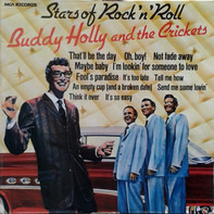 Buddy Holly And The Crickets - Stars Of Rock 'N' Roll