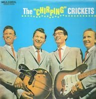 Buddy Holly and The Crickets - The Chirping Crickets