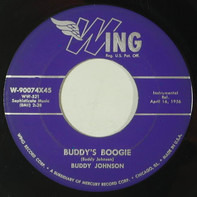 Buddy Johnson - Buddy's Boogie / I'll Dearly Love You