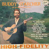 Buddy Starcher - Buddy Starcher and His Mountain Guitar
