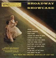 Buddy DeFranco And His Orchestra - Broadway Showcase