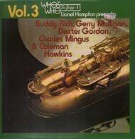 Buddy Rich, Gerry Mulligan... - Who's Who in Jazz - Vol. 3 - Lionel Hampton presents