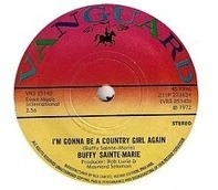 Buffy Sainte-Marie - I'm Gonna Be a Country Girl Again