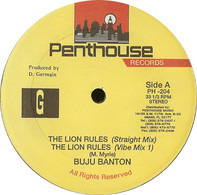 Buju Banton - The Lion Rules