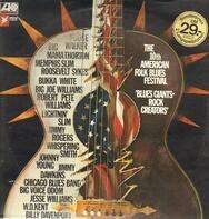 Bukka White, Memphis Slim, Big Joe Williams - The 10th American Folk Blues Festival