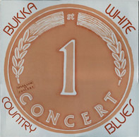 Bukka White - Sparkasse In Concert: Country Blues