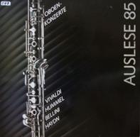 Burkhard Glaetzner - Oboenkonzerte - Auslese 85