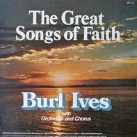 Burl Ives - The Great Songs Of Faith
