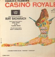 Burt Bacharach - Casino Royale (Original Motion Picture Soundtrack)