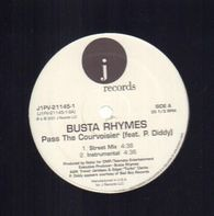 Busta Rhymes - Pass The Courvoisier