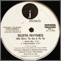Busta Rhymes - We Goin' To Do It To Ya