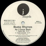 Busta Rhymes - As I Come Back