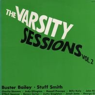 Buster Bailey, Stuff Smith - The Varsity Sessions Vol. 2