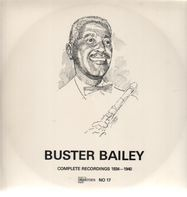 Buster Bailey - Complete Recordings 1934-1940
