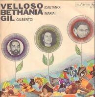 Caetano Veloso , Maria Bethânia e Gilberto Gil - Velloso-Bethania-Gil