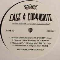 Cage & Copywrite - Boston Crabs: Haterama Pt. 2 / Haterama Pt. 1 / Boston Baked Bitch