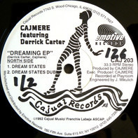 Cajmere Featuring Derrick Carter - Dreaming EP