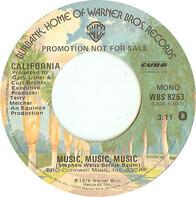 California - Music, Music, Music
