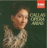 Maria Callas - Opernarien