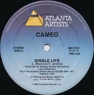 Cameo - Single Life / I've Got Your Image