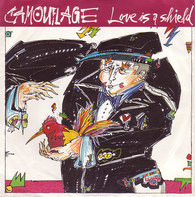 Camouflage - Love Is A Shield / The Story Of The Falling Fighters