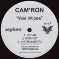 Cam'Ron - Wet Wipes