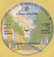 Candi Staton - Listen To The Music