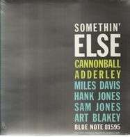 Cannonball Adderley / Miles Davis / Hank Jones / Sam Jones / Art Blakey - Somethin' Else