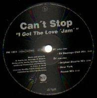 Can't Stop - I Got The Love 'Jam'