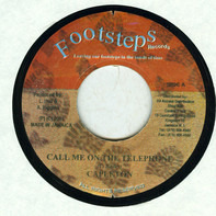 Capleton , Laza B - Call Me On The Telephone / A Yu Gal Look Mi