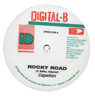 Capleton / Cocoa Tea - Rocky Road / Bun Them