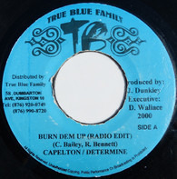 Capleton / Determine - Burn Dem Up