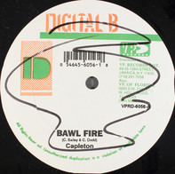 Capleton / Louie Culture - Bawl Fire / Fire Burn