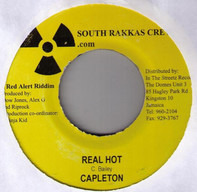 Capleton / Ninja Kid & Bajie Man - Real Hot / La Di Da Di
