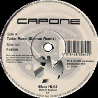 Capone - Tudor Rose (Shimon Remix) / Fusion