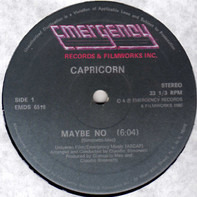 Capricorn - Maybe No