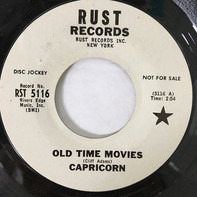 Capricorn - Old Time Movies / Poor Little Marie