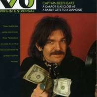Captain Beefheart - A Carrot Is As Close As A Rabbit Gets To A Diamond