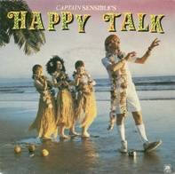 Captain Sensible - Happy Talk / It/I Can't Stand It