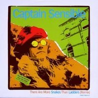 Captain Sensible - There Are More Snakes Than Ladders (Remix)