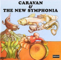 Caravan & The New Symphonia - Caravan & The New Symphonia