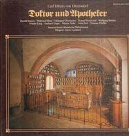 Carl Ditters von Dittersdorf/ Rheinische Philharmonie , James Lockhart, Waltraud Meier - Doktor Und Apotheker
