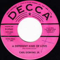 Carl Dobkins Jr. - A Different Kind Of Love