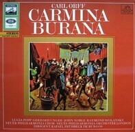 Carl Orff - Rafael Frühbeck De Burgos , Wilhelm Pitz , Philharmonia Orchestra , Lucia Popp , Gerhar - Carmina Burana